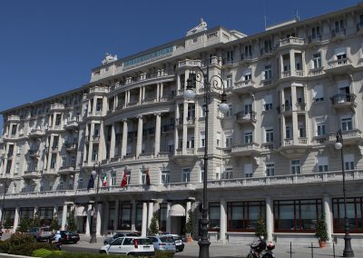 HOTEL SAVOIA PALACE Trieste